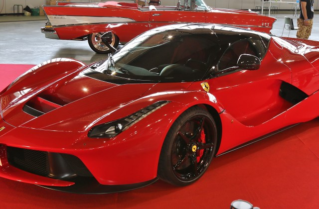 File Ferrari Laferrari Jpg Wikimedia Commons 2015 La - Medium