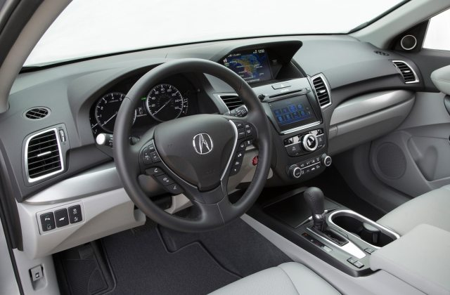 2016 Acura Rdx Reviews And Rating Motor Trend Mdx - Medium