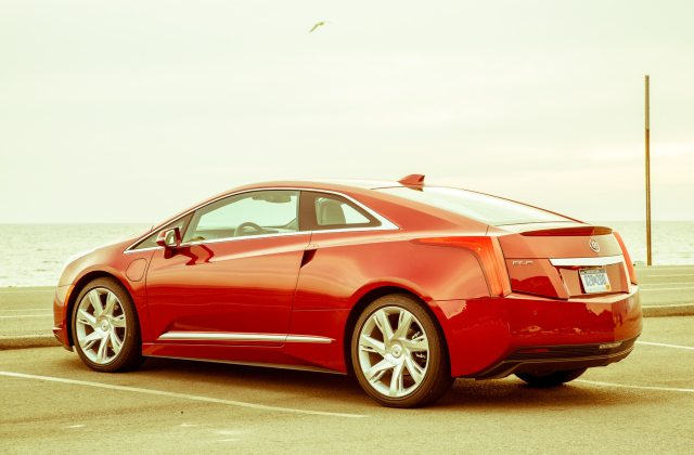 2014 Cadillac Elr Review Automobile Magazine Images - Medium