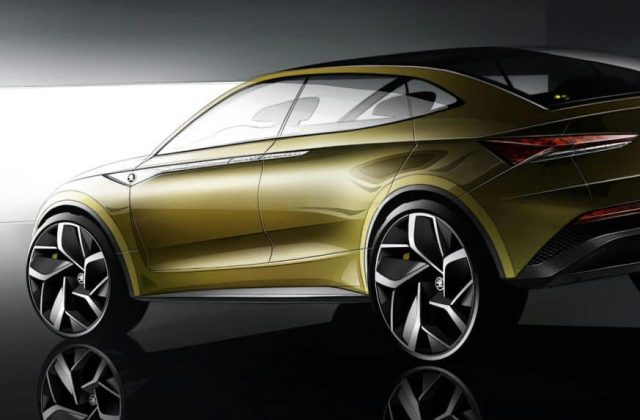 Koda Vision E Concept Electric Vehicle Strategy And - Medium