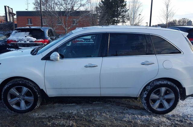 pre owned 2012 acura mdx tech 6sp at in ottawa used inventory camco ontario - medium