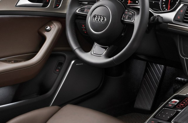 Wallpaper Audi A6 C7 Quattro Off Road Rs 6 - Medium