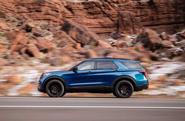 The Engineering Easter Eggs In New 2020 Ford Explorer Photo