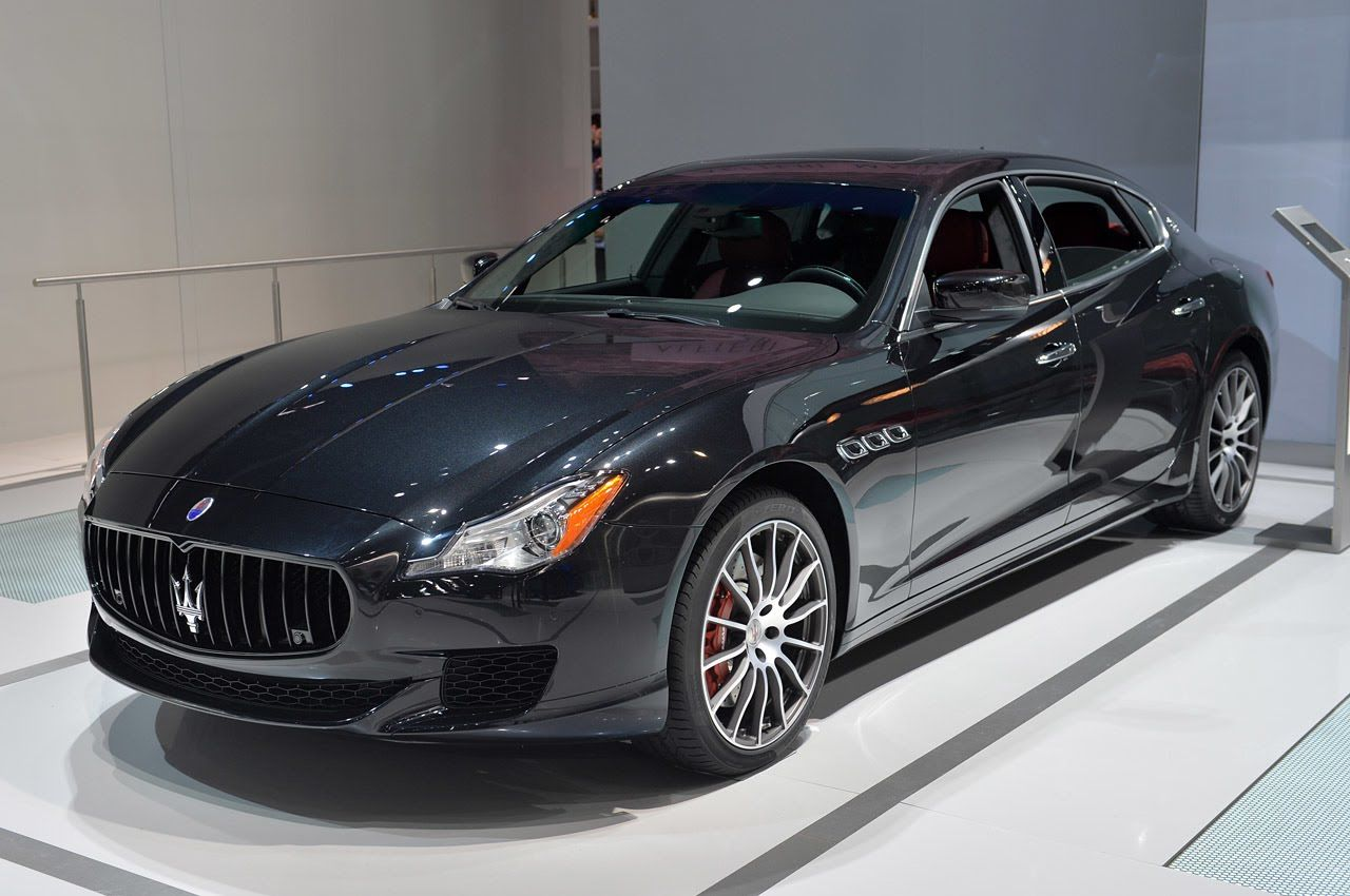 2007 Maserati Quattroporte Sport Gt S Images Specifications And Awards Edition - Medium