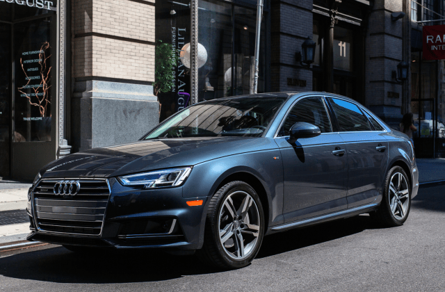 audi a4 and acura tlx comparison photos business insider 2014 tsx v6 - medium