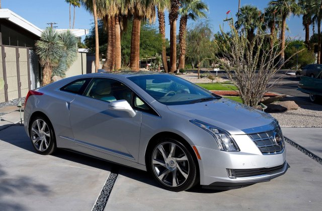 2016 Cadillac Elr Expected To Debut This November At The Los Buy - Medium