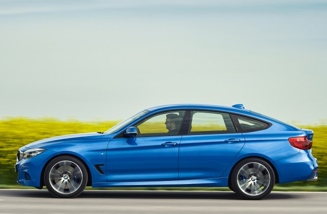 A Niche Too Far Bmw 3 Series Gt To Die Gran Turismo - Medium