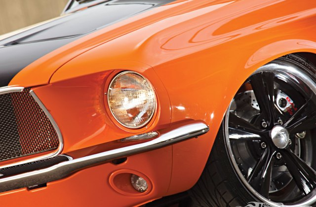 1967 Ford Mustang Fastback Wallpaper And Background Image 1366x768 - Medium