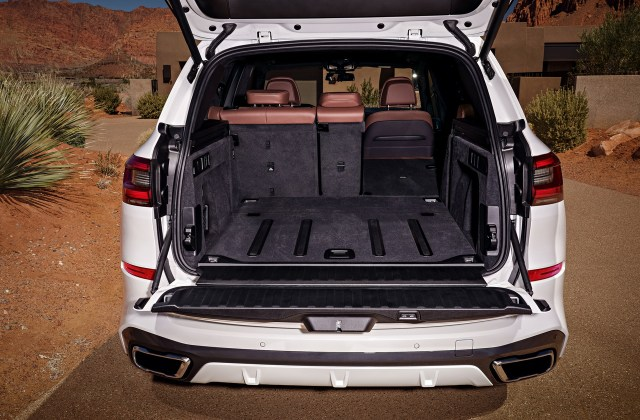 Bmw X5 2018 Engine Prices Equipment All On The Photo Trunk - medium