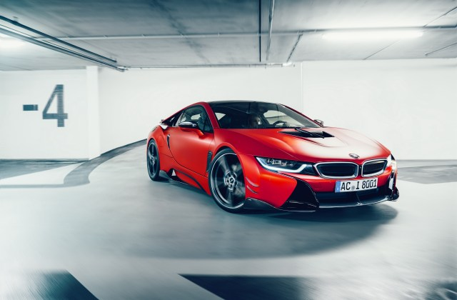 Bmw I8 Ac Schnitzer Acs8 2017 4k Hd Cars Wallpapers - Medium