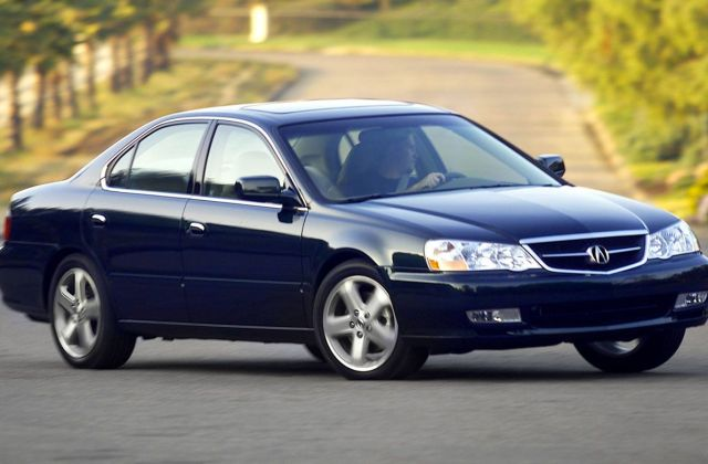 2002 Acura Tl Type S First Drive Review Reviews Car - Medium