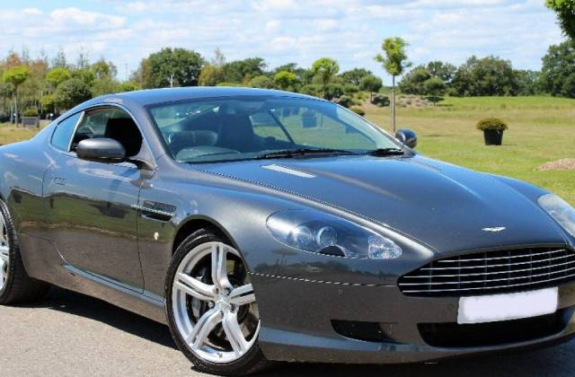 For Sale Aston Martin Db 9 2009 Offered Gbp 42 995 Picture Of An Nine - Medium
