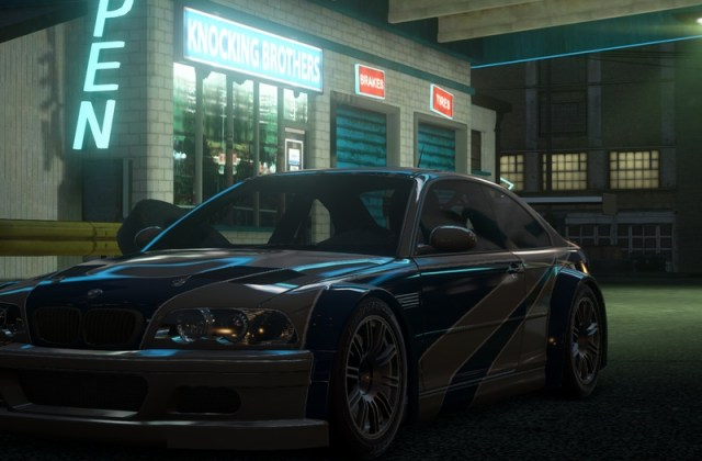 Bmw M3 Gtr Need For Speed Most Wanted 2012 Rides Nfscars E46