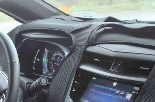 Cadillac Elr Interior Spied Gm Authority Review Car And Driver - Medium