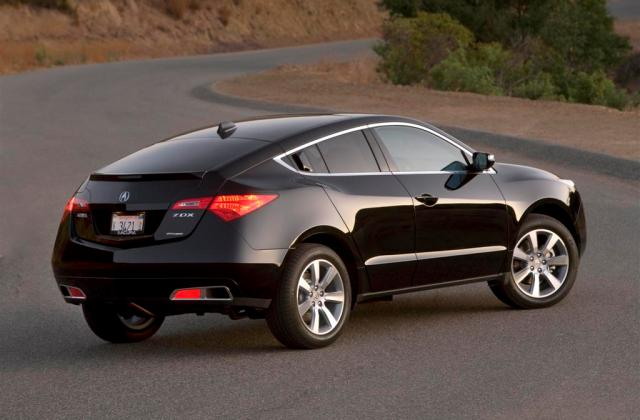 new acura zdx may be in the pipeline car models - medium