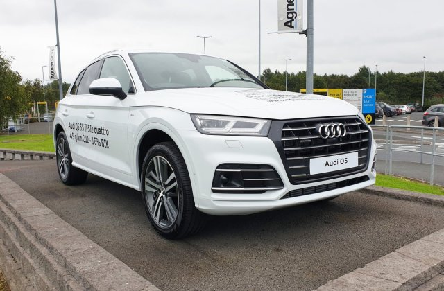 Ni Audi On Twitter Look Out For Our Brand New Q5 Hybrid Quattro - Medium