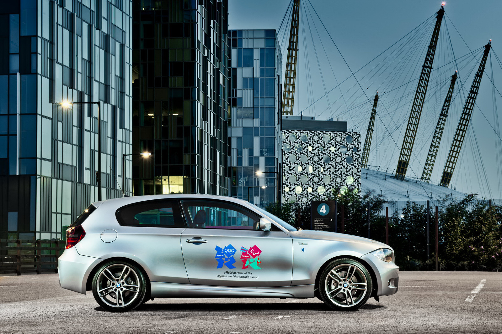 2012 Bmw London Olympics Edition All About Super 1 Series Special Editions - Medium