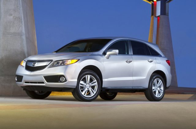 2014 Acura Rdx Reviews And Rating Motor Trend - Medium
