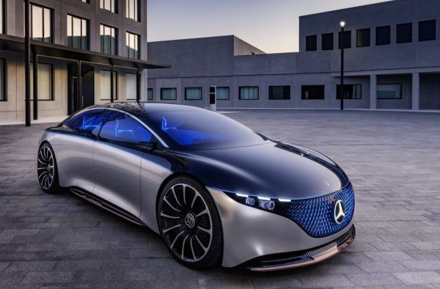 This 21st Century Concept Car Is All About Holograms And Electric Vehicle - Medium