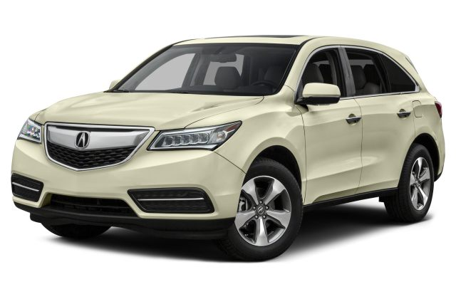 2015 acura mdx new car test drive 2011 review - medium
