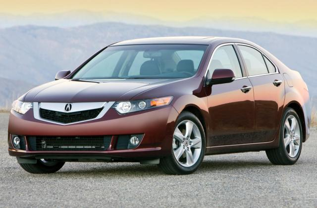 Spring Brings A New Crop Of Cars Including The Acura Nsx And Honda Srx - Medium