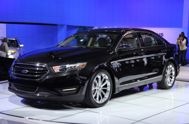 2013 Ford Taurus And Sho First Look Motor Trend Photos - Medium