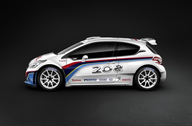 peugeot 208 type r5 rally car motor1 com photos - medium