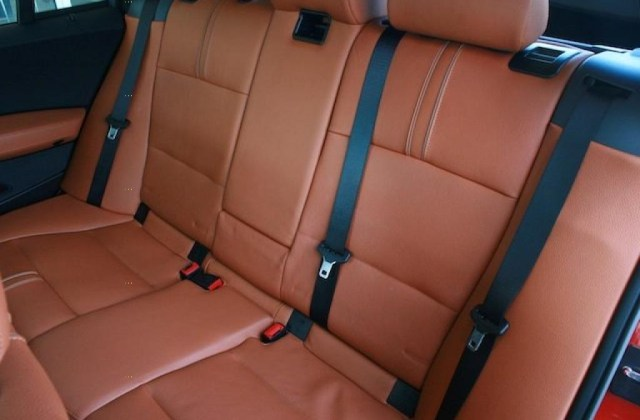Terracotta Interior 2005 Bmw X3 3 0i Photo 44714387 - Medium