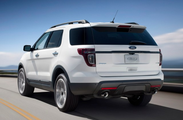 Car In Pictures Photo Gallery Ford Explorer Sport Photos 2012 - Medium