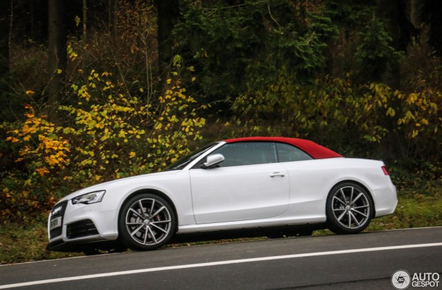 Audi rs5 cabriolet b8 2 november 2014 autogespot - medium
