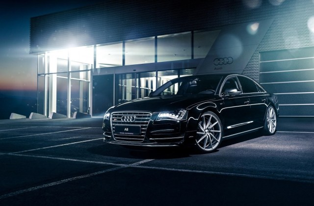 Audi A8 Wallpaper 14 1680x1050 For Iphone - Medium
