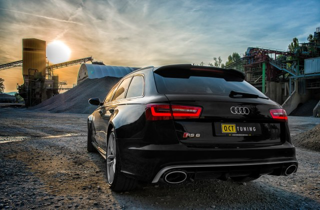 Oct Tuning Audi Rs6 670hp And 880nm A6 Wallpaper 1920x1080 - medium