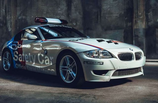 20 years of bmw m motogp safety cars video i8 features - medium