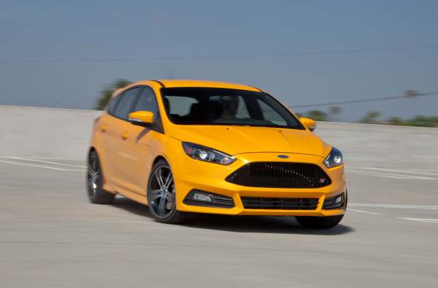 2015 Ford Focus St First Test Motor Trend Photo - Medium