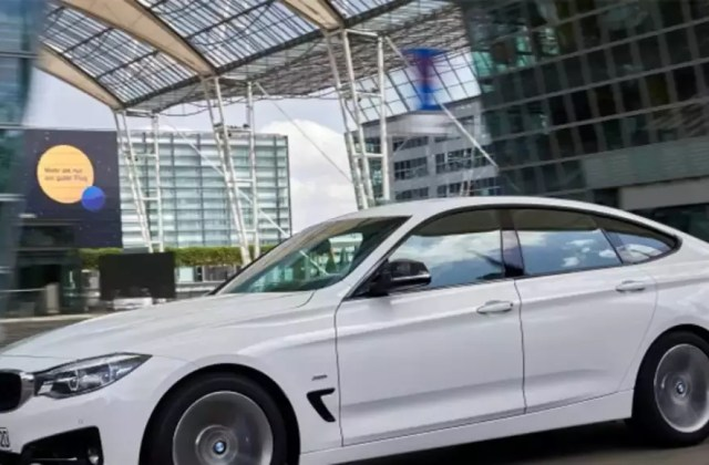 Bmw India 3 Series Gran Turismo Sport Launched At Rs - Medium