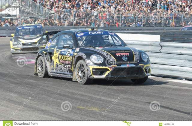Volkswagen Beetle Driven By 34 Tanner Foust Editorial Photo Grc - Medium