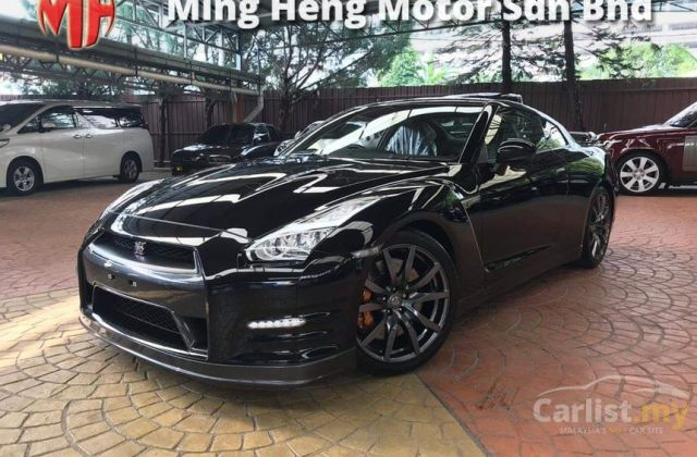 2015 Nissan Gt R 3 8 Pure Edition Special Promotion - medium