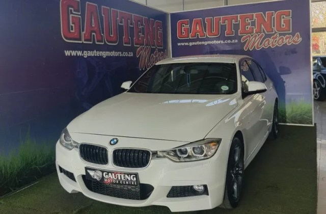 used bmw 3 series 320i m sport f30 for sale in gauteng 2012 pictures - medium