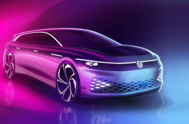 La Auto Show 2019 Preview Concepts Reveals Electric Cars Concept Vehicle - Medium
