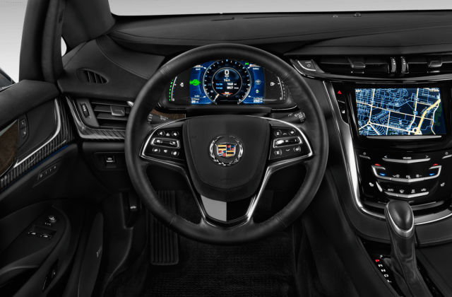 2014 Cadillac Elr Reviews And Rating Motor Trend Heated Steering Wheel - Medium