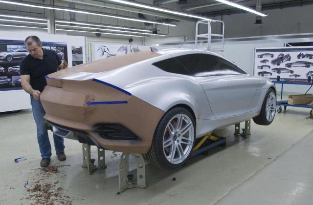 Ford Evos Concept Debuts In Frankfurt Video 2011 - Medium