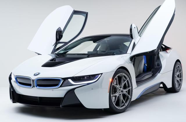 2018 Bmw I8 Coupe Wallpapers Wallpaper Cave Spyder Hd - Medium