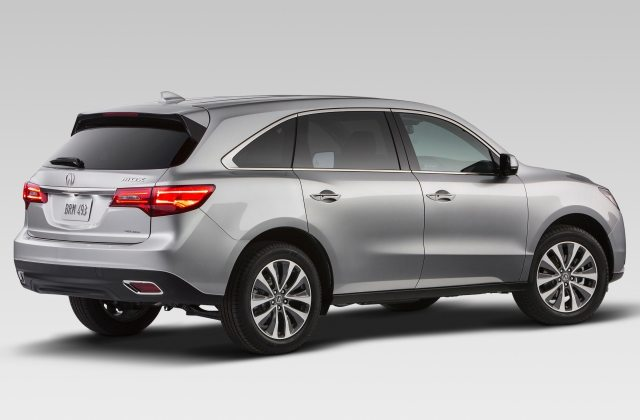 Used 2014 Acura Mdx For Sale Pricing Features Edmunds Towing - Medium