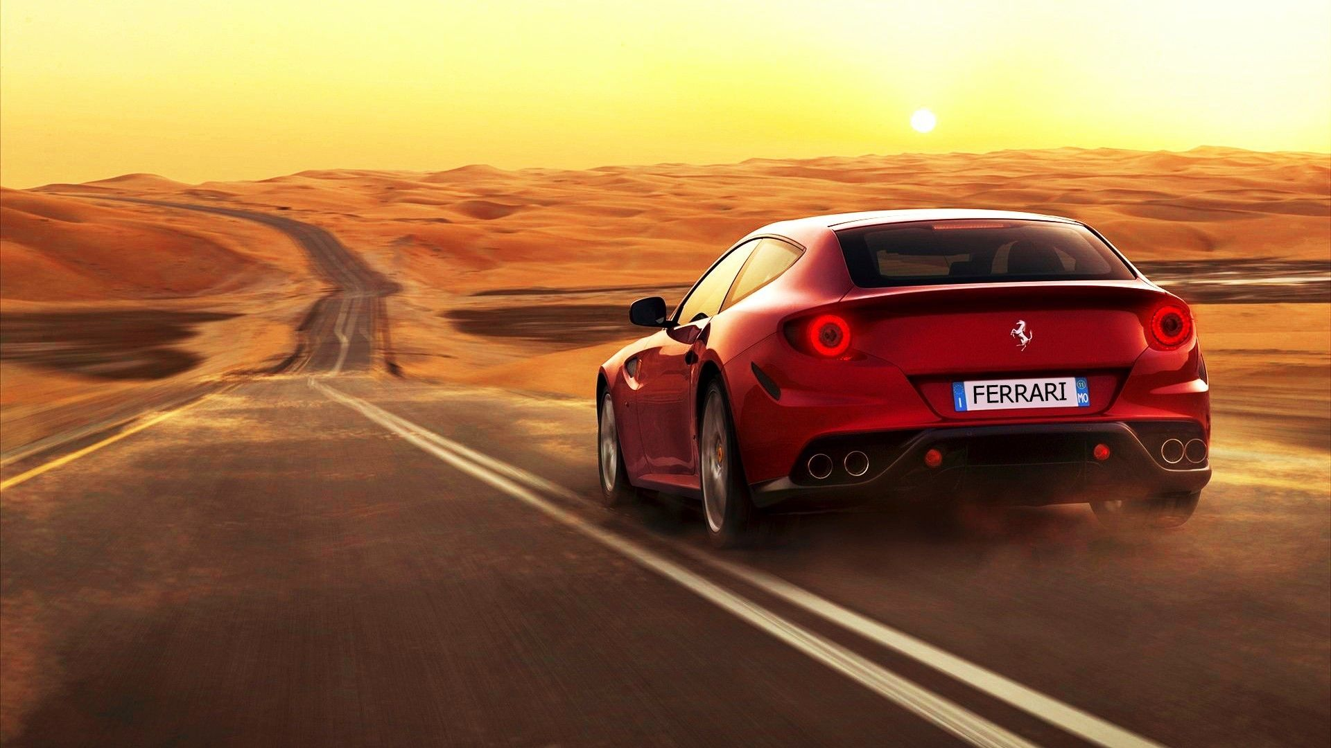 Download Ferrari Wallpaper High Resolution For Widescreen Wallpapers And Pictures - Medium
