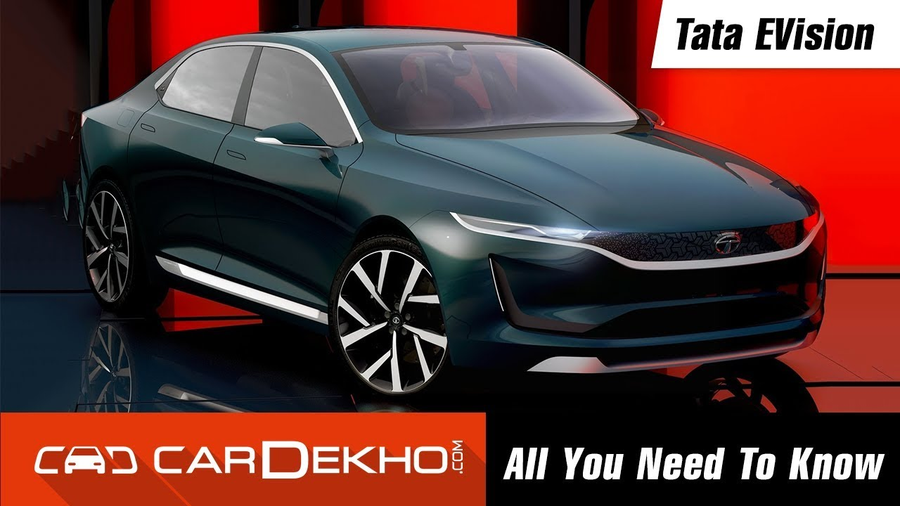 Tata Evision Electric Car Concept All You Need To Know Vehicle - Medium