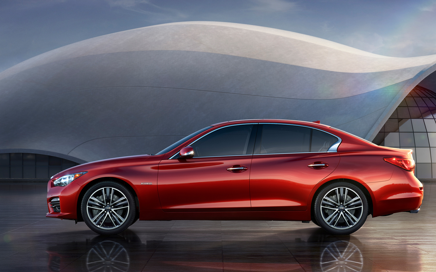 First Look 2014 Infiniti Q50 New Cars Reviews Sedan - Medium
