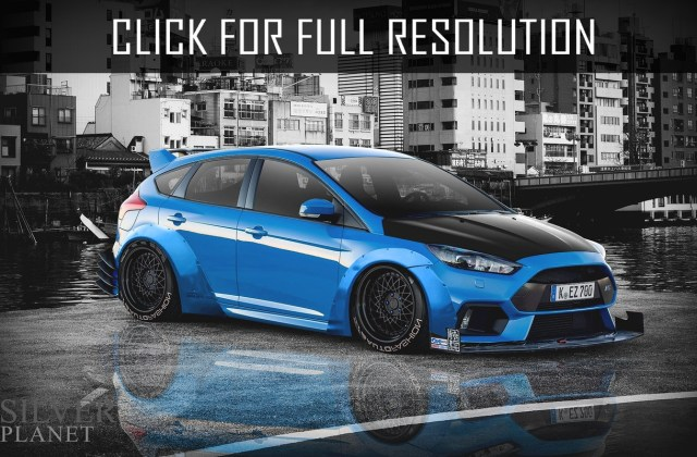 Ford Focus Rs Tuning Amazing Photo Gallery Some Wallpaper - Medium