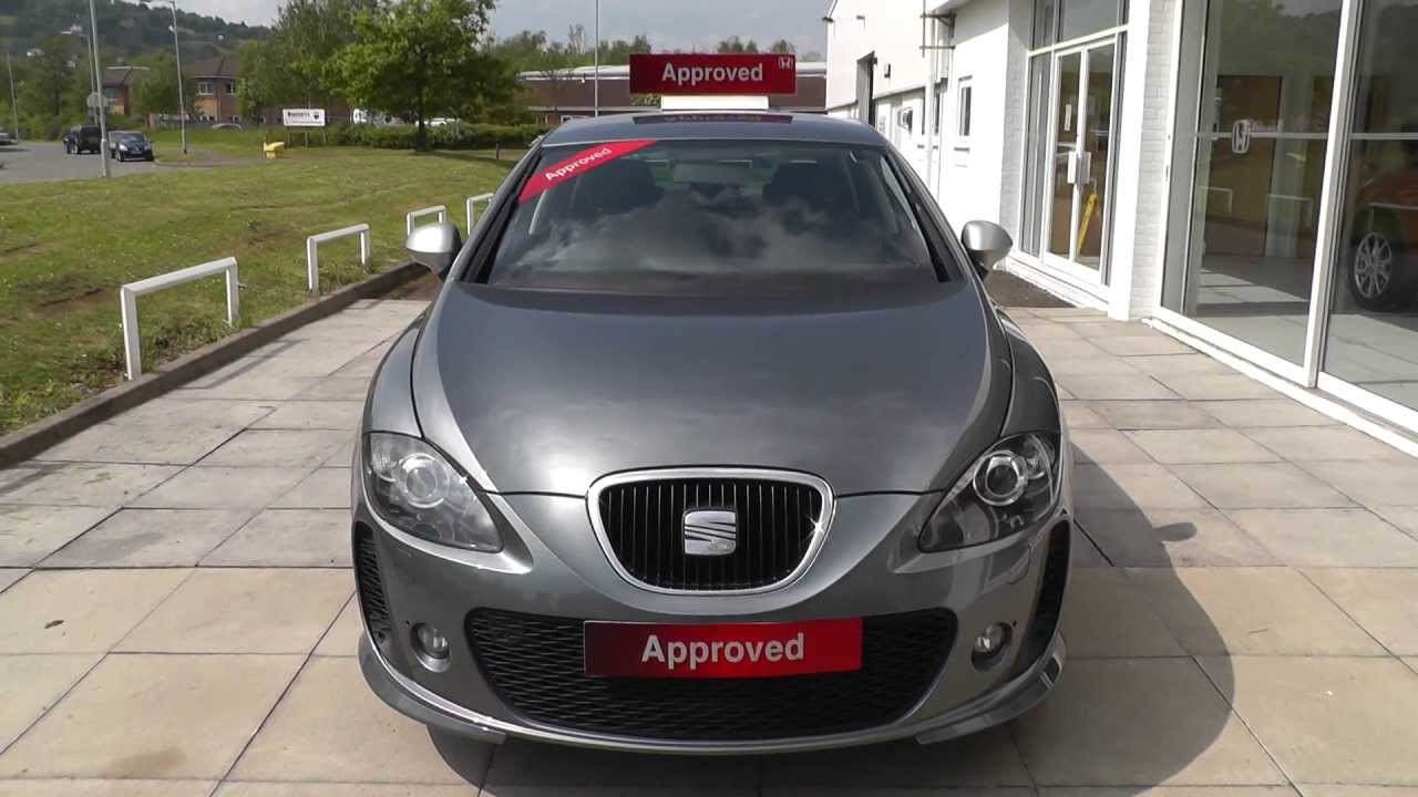 This Is A Stunning Seat Leon 2 0tdi Cr Fr Supercopa 5dr 2012 - Medium