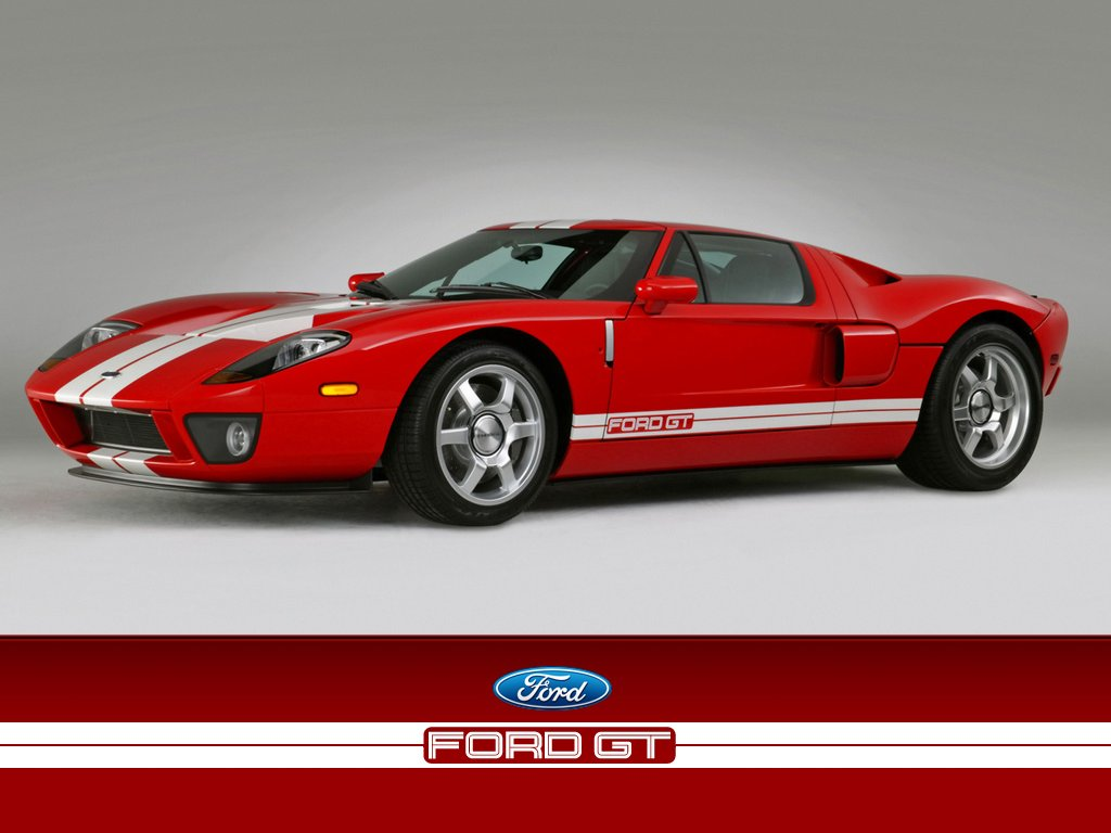 Designautos Wallpaper Ford Gt Mustang - Medium