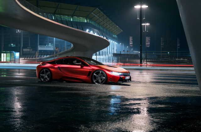 Bmw I8 2017 Hd Wallpapers Cars Wallpaper For Mobile - Medium